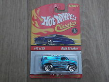 2004 Hot Wheels Classics Series 1 No 15/25 Baja Breaker Spectraflame Blue Paint