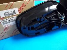 GENUINE TOYOTA COROLLA SIDE VIEW MIRROR PASSENGER SIDE 87910-12C40