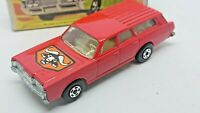 Matchbox Superfast 73a Mercury Commuter in near mint + original box-widewheels!