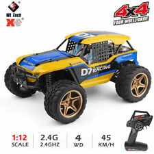 Wltoys Xk 12402-A 1/12 2.4Ghz 4Wd 45Km/H Rc Car Electric Monster Buggy Off-Road
