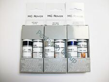 original Rover MG pintura en barra Retoque Platino Plata ( MNX ) awz100810