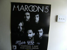 Maroon 5  Tour Poster