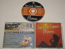 FUN LOVIN' CRIMINALS/MIMOSA(DIFONTAINE 7243 5234592 2) CD ALBUM
