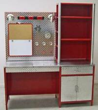 Custom Fire Truck Theme Desk