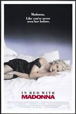 TRUTH OR DARE: IN BED WITH MADONNA - 1991 - orig 27x40 movie poster - MADONNA