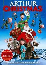 Arthur Christmas (DVD, 2012)