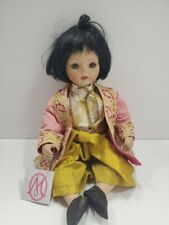 Beautiful Marie Osmond Porcelain Collectible Toddler Doll w/ Tag,  #2942 of 5000