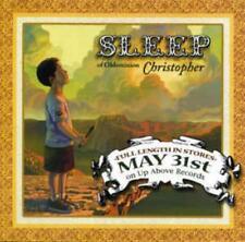 Sleep: Christopher Of Oldominion PROMO w/ Artwork MUSIC AUDIO CD EP Masta Ace 3t