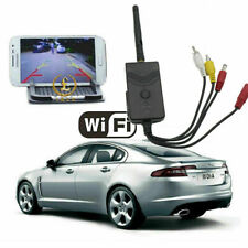 WiFi Car Backup Front View Camera Realtime Video Transmitter iPhone Android 903s