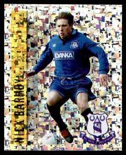 Merlin Premier League Kick Off 1997-1998 Nicky Barmby (Everton) No. 78