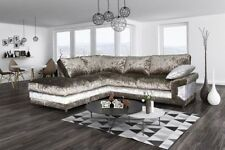 Velvet Furniture Suites with Footstool