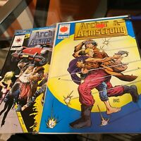ARCHER AND ARMSTRONG #0 & #1 VF/NM, Barry Smith art, Valiant Comics 1992