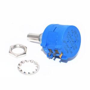 1PCS 3590S-2 103 10K Precise Multi-Turn Linear Potentiometer Variable Resistor