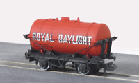 Peco NR-P163 N Gauge Petrol Tank Wagon Royal Daylight