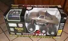 Dodge Ram 6x6 T-Rex RC Truck Car w Remote Battery Nikko w ORIGINAL BOX #94301