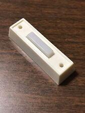 Illuminated Doorbell Door Bell Button Lit Light Switch NEW NOS