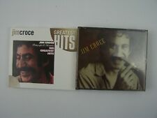 Jim Croce 2xCD Lot #1
