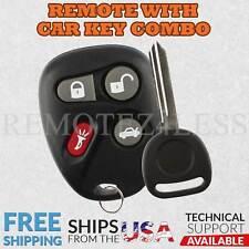 Keyless Entry Remote for 2001 2002 2003 2004 2005 Chevrolet Malibu Fob Car Key
