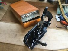 BOXED STANLEY No78 PLANE