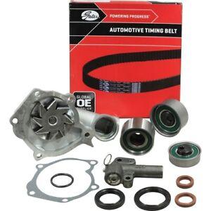 Timing Belt Kit+HAT+Water Pump For Mitsubishi Triton ML MN MQ MR 4G64 2.4L 2007>