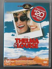 Thelma And Louise (DVD, 2004)