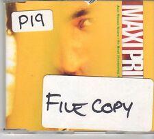 (EW116) Maxi Priest, Just Wanna Know - CD