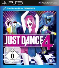 Sony PS3 Playstation 3 Spiel Just Dance 4 NEU*NEW