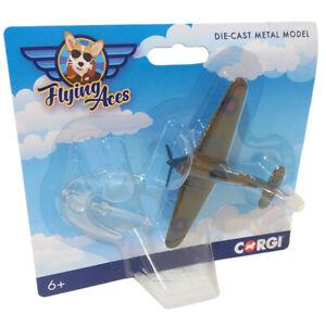 Corgi Hawker Hurricane Diecast Model Flying Aces CS90652