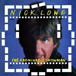 Nick Lowe - The Abominable Showman CD NEW