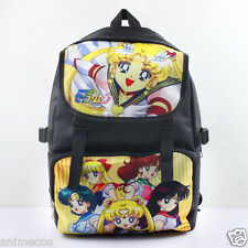 Sailor Moon Backpack School bag Shoulder Bag Anime cosplay