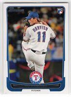 2012 Bowman Baseball Rookie Card RC #209 Yu Darvish Texas Rangers