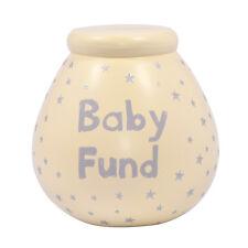 Fondo de bebé Ollas de Sueños pote de dinero ahorrar & Smash Dinero Caja Regalo