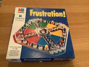 Frustration! Board Game  Vintage 1996 Very good condition.