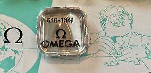 Original vintage Omega backwind ladies watch 640 Upper & Lower Jewel Hole part