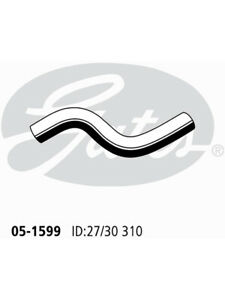 Gates Radiator Hose FOR MAZDA PREMACY CP (05-1599)