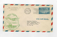 San Francisco USA  to Honolulu 1935 Trans pacific  first flight cover