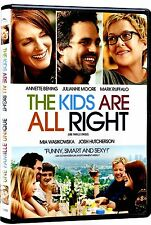 BRAND NEW DVD // THE KIDS ARE ALL RIGHT // JULIANNE MOORE, MARK RUFFALO