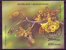 Madagaskar  Block aus aller Welt gestempelt ( intern : 260 )