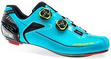 CYCLING SHOES GAERNE CARBON G..CHRONO ROAD BLUE size 41 (retail $450) sidi crono