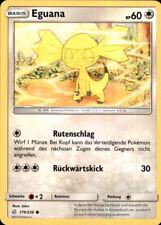 Pokemon - 179/236 Eguana - Welten im Wandel - Deutsch