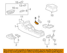 Saturn GM OEM 2000 LS1 CENTER CONSOLE-Switch Assembly Left 90363748
