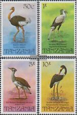 Tanzania 634-641 Mnh 1990 Extinct Animals 9082334 Excellent Quality In