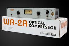 REVIVE AUDIO MODIFIED: WARM AUDIO WA-2A OPTICAL TUBE COMPRESSOR! NEW!