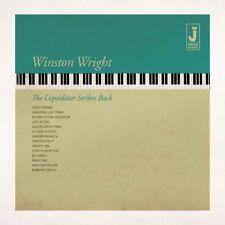WINSTON WRIGHT - THE LIQUIDATOR STRIKES BACK  CD NEW+