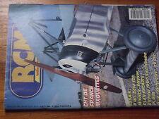 5µ?§ Revue RCM n°149 Plan encart Planeur RETRO Salamandra / Stryker Curtiss P40N