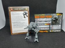 New Battletech Catalyst Kickstarter Clan Invasion Exclusive Vulture Mad Dog