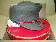 MARINES  CORPS  US Army Women  Cappello Militare completo di cappelliera