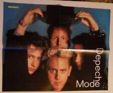 Depeche Mode Poster Bravo Superposter Bros Top-Zustand