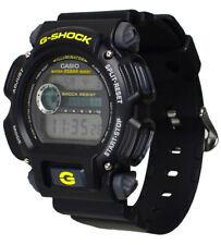 Casio G-Shock DW9052-1V Black Yellow Men's 200m WR Digital Watch G Shock Sports