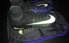 Nike Mercurial Superfly V 5 FG ACC Soccer Cleats Black Sz 13 831940-014